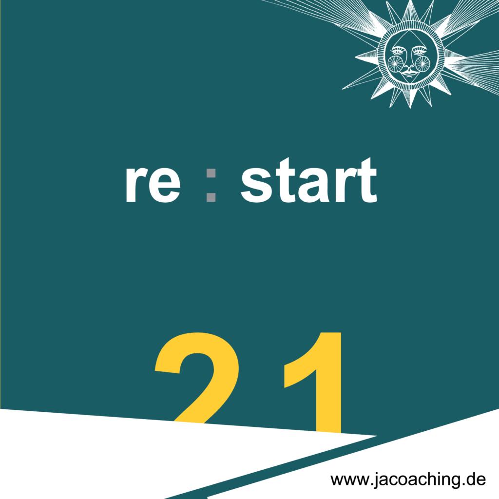 restart 21 Corona Sinn